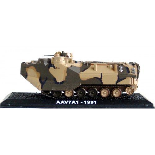 AAV7A1 - 1991 die-cast model 1:72