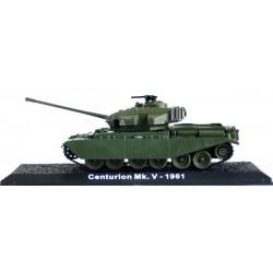 Centurion Mk. V - 1961 die-cast model 1:72