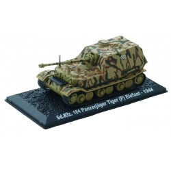 Sd.Kfz. 184 Elefant - 1944 die-cast model 1:72
