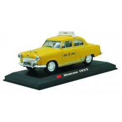 Gaz M-21 Wolga - Moscow 1955 die-cast model 1:43