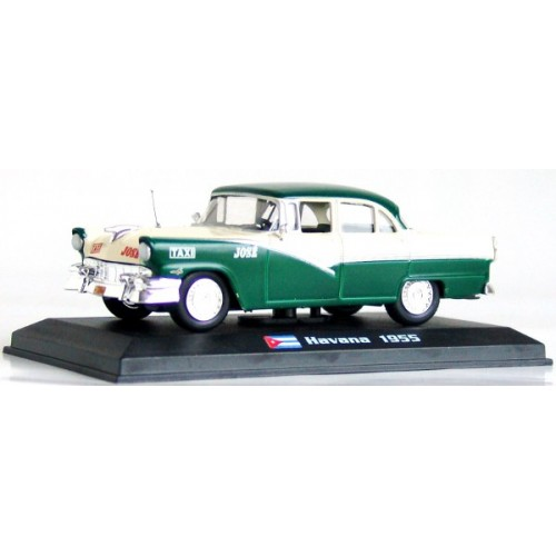 Ford Fairlane - Havana 1955 die-cast model 1:43