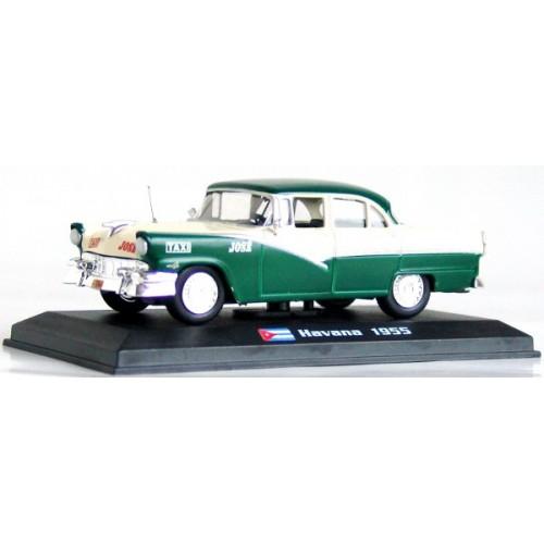 Ford Fairlane - Havana 1955 die-cast model 1:43