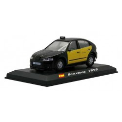 Seat Leon - Barcelona 1999 die-cast model 1:43