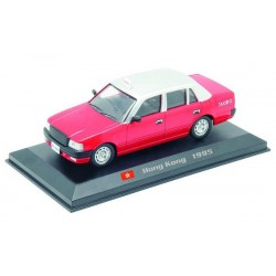 Toyota Crown - Hong Kong 1995 die-cast model 1:43