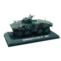 Spahpanzer 2 Luchs A1 - 2000 die-cast model 1:72