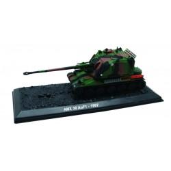 AMX 30 AuF1 - 1997 die-cast model 1:72
