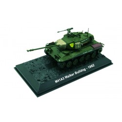 M41A3 Walker Bulldog - 1962 die-cast model 1:72