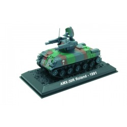 AMX-30R Roland - 1991 die-cast model 1:72