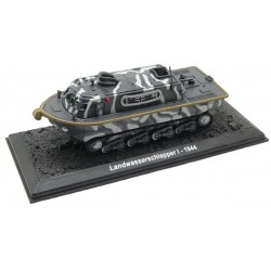Landwasserschlepper I - 1944 die-cast model 1:72