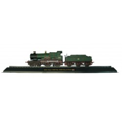Class '3700' No. 3440 City of Truro - 1903 Diecast Model 1:76 Scale
